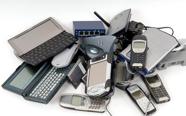 Lixo eletrônico, como lidar com ele?