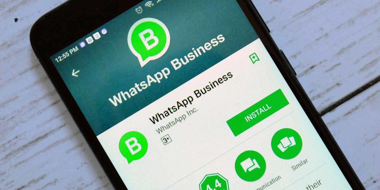 Utilize o WhatsApp Business com seu número de telefone fixo