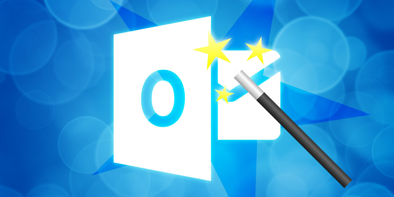 Configuração de Nome de Envio no Outlook