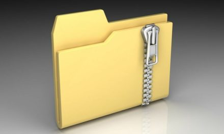 Como extrair um arquivo compactado