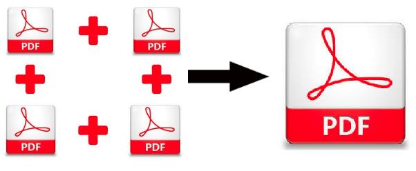 Como juntar arquivos PDF