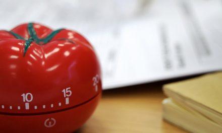 Aumente sua produtividade com o Método Pomodoro