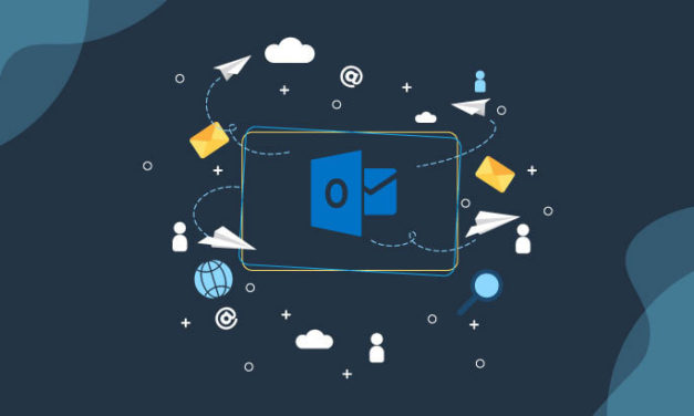 Regras de organização do Outlook