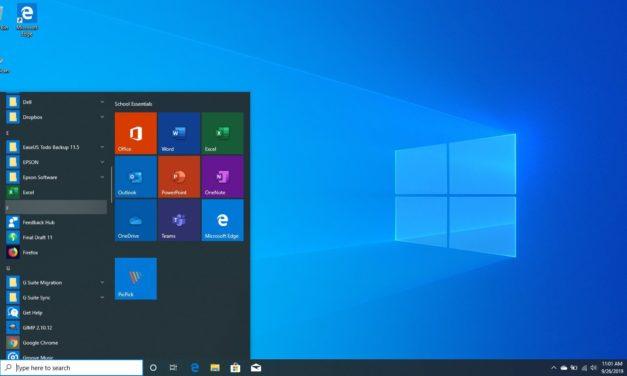 Como desinstalar apps nativos do Windows 10 pelo PowerShell