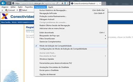 Erro O CNS requer utilização do Plug-in Java 1.5.0 ou superior