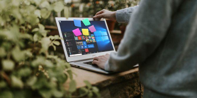 Como recuperar Notas Autoadesivas no Windows 7