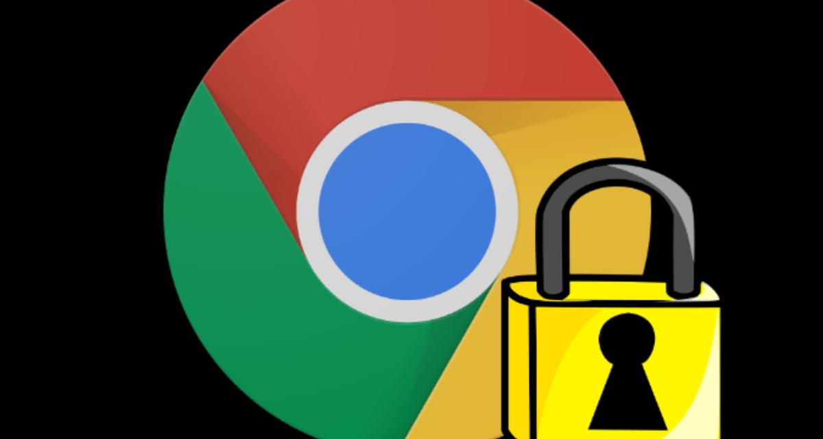 Exportação de senhas salvas Google Chrome