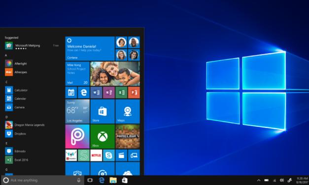 Escolhendo os programas padrões no Windows 10
