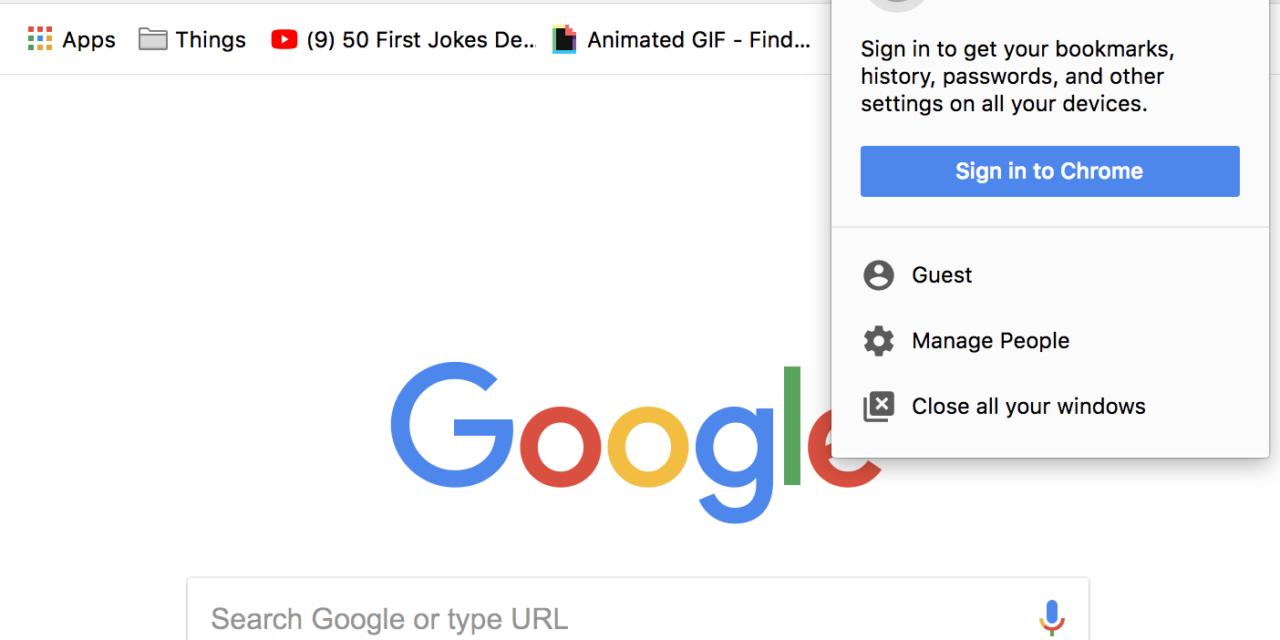Como exportar e importar os seus favoritos no Google Chrome
