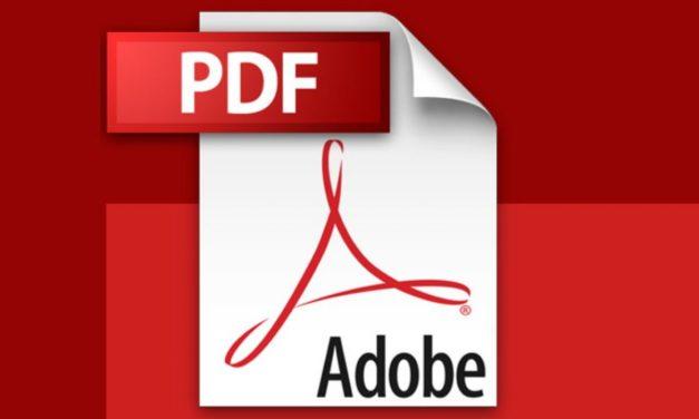 Alterando abertura de documentos PDF do navegador para o adobe