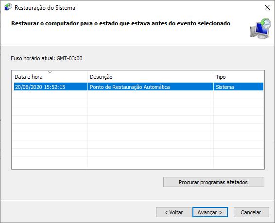 Como corrigir perfil temporário do Windows
