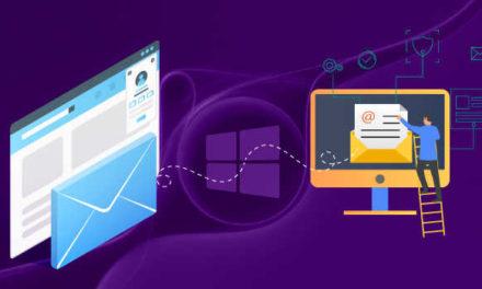 Escolher pastas de conta IMAP aparecem no Outlook
