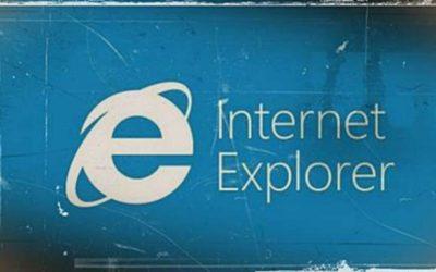 Microsoft encerra o suporte e compatibilidade com o Internet Explorer