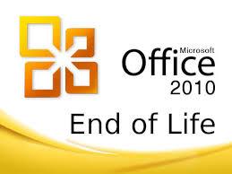 Fim do suporte ao Office 2010