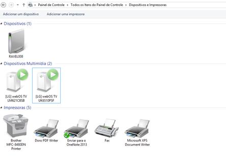 Como definir impressora como padrão no Windows