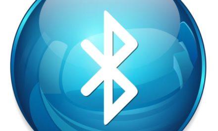 Erro do Bluetooth desativado
