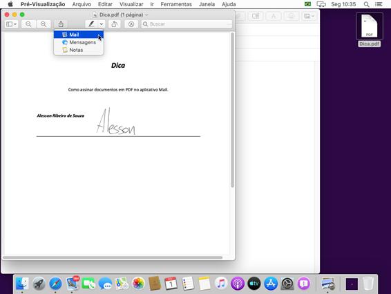 documento mac