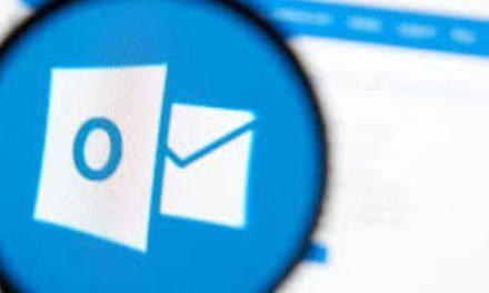 Erro no Outlook: Não é possível imprimir, a menos que haja um item selecionado