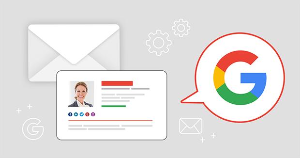 Como inserir assinatura no Gmail