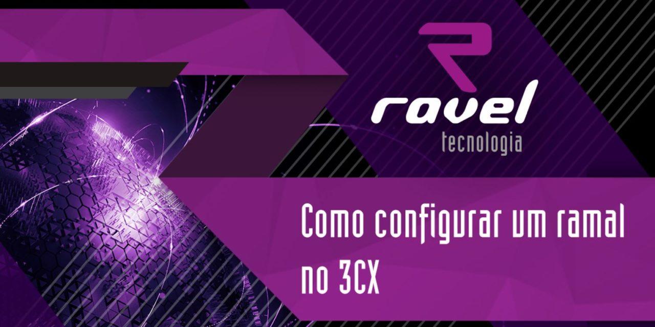 Como configurar ramal no 3CX