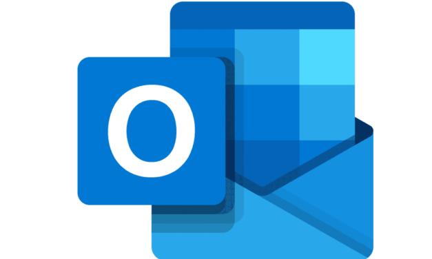 Outlook fecha ao minimizar