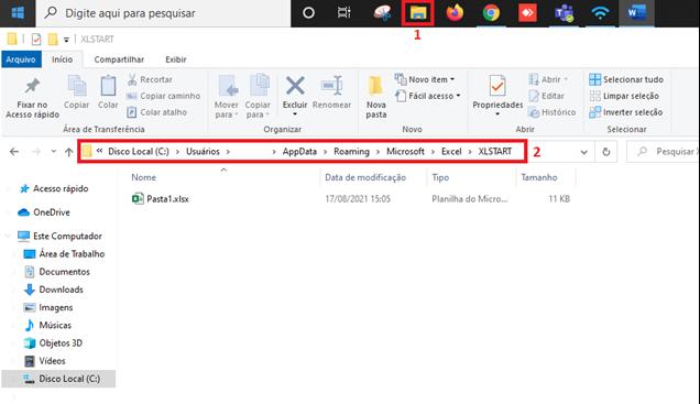 impedir Excel de abrir arquivo automaticamente